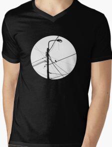 Little Bird Mens V-Neck T-Shirt