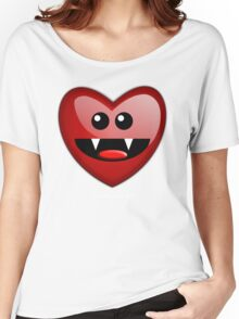 EAT YOUR HEART OUT Women's Relaxed Fit T-Shirt