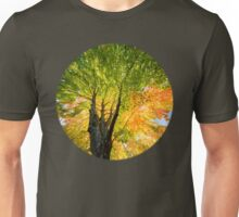Blushing fall Unisex T-Shirt