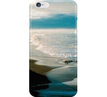 Moonstone Beach, Cambria iPhone Case/Skin
