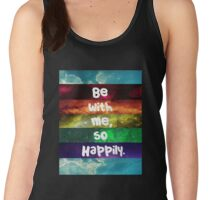 Happily- One Direction Women's Tank Top