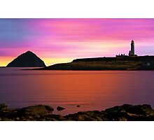 Clyde Morning Photographic Print