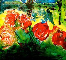 Flowers by Paul Egan