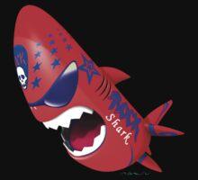 Sharky RocknRoll 02 by Saing Louis