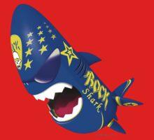 Sharky RocknRoll 01 by Saing Louis