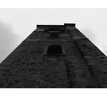 The Church Tower Photographic Print