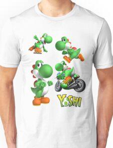 Yoshi Compilation Unisex T-Shirt