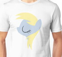 Derpy silhouette (No boarder) Unisex T-Shirt