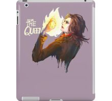 Regina Mills (Once Upon a Time) iPad Case/Skin