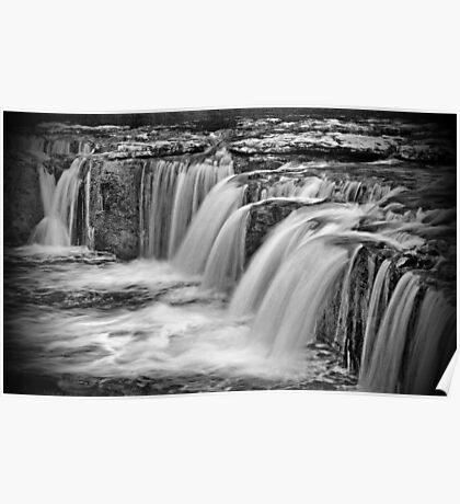 Aysgarth Falls, North Yorkshire Poster