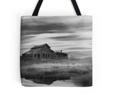 Black Sage from dawn to dusk 7/7 BW Tote Bag