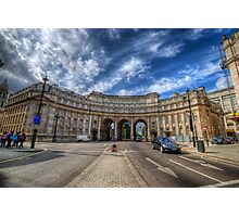 Admiralty Arch Photographic Print