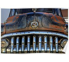 Old Grille Poster