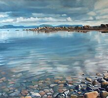 View from Inver Bay by mrcoolart