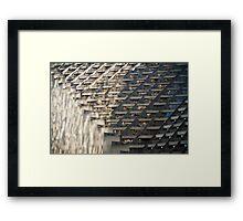 Strange Architecture Framed Print
