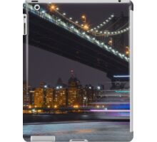New York Minute  iPad Case/Skin