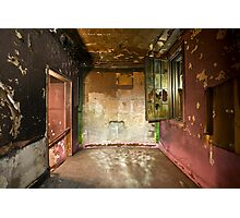 Victory Theatre- powder room Photographic Print