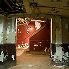 Victory Theatre- basement landing by ward9