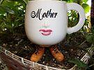Mummy Mug by ArtBee