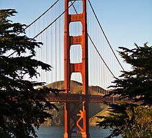 Golden Gate Bridge by MarceloPaz
