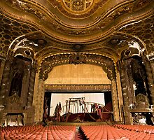 Loews' Kings Theatre- stage by ward9