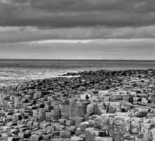 Giants Causeway by Greg Roberts