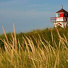 Covehead Lighthouse by Jeff Blanchard