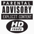 Parental Advisory by TexTs