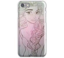 Lady Angel iPhone Case/Skin