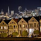 Painted Ladies by MarceloPaz