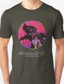EVA 01 - Evangelion T-shirt / Poster / Phone case / Mug Unisex T-Shirt