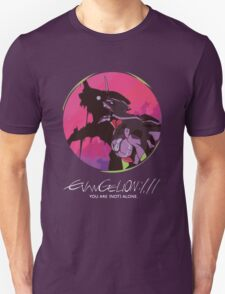 EVA 01 - Evangelion T-shirt / Poster / Phone case / Mug T-Shirt