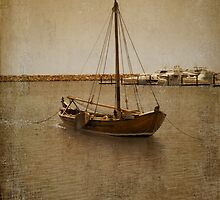 Dutch Vessel #4 by Elaine Teague