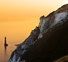 Beachy Head by Paul Davey