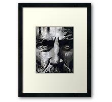The Elder I Framed Print
