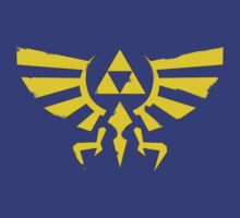Hylian Crest by TooManyPixels