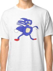 Sanic (got 2 go fast) Classic T-Shirt