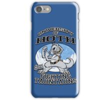 Fighting Tauntauns iPhone Case/Skin