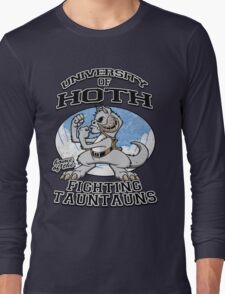 Fighting Tauntauns Long Sleeve T-Shirt