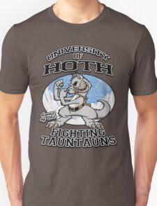 Fighting Tauntauns Unisex T-Shirt