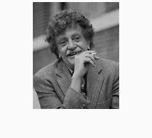 Kurt Vonnegut Black and White Portrait Unisex T-Shirt