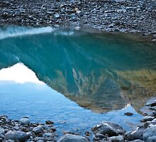 Glacial Reflections by Odille Esmonde-Morgan