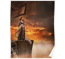 Flag of Glory  Poster