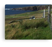 Bloody Foreland 2 Canvas Print