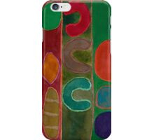 Bizarre Forms in Stripes iPhone Case/Skin