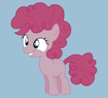 Filly Pinkie Pie by MeatsofEvil