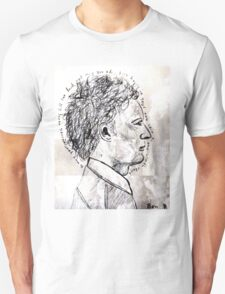 Ben Howard: On the Ninth Cloud Unisex T-Shirt