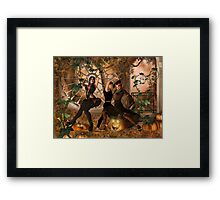 Do the Monster Mash Framed Print