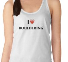 I <3 BOULDERING T-Shirt