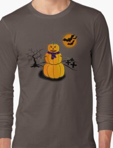 The Pumpkin Man Long Sleeve T-Shirt